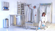 Front End & Cleanroom Equipment
