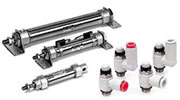 Pneumatic, Hydraulic & Vacuum